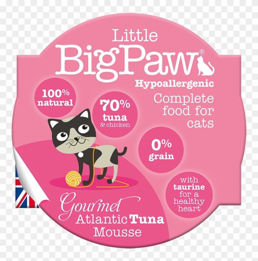 Little Big Paw Cat - Little Big Paw Cat Food Turkey #340791