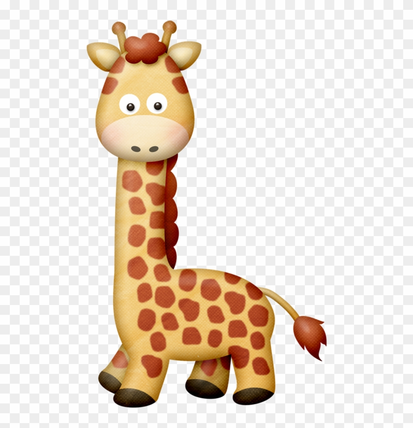 Lliella Safariadv Giraffe Png Giraffe Clip Art And - Zoo Animals Girafe Clipart #341282