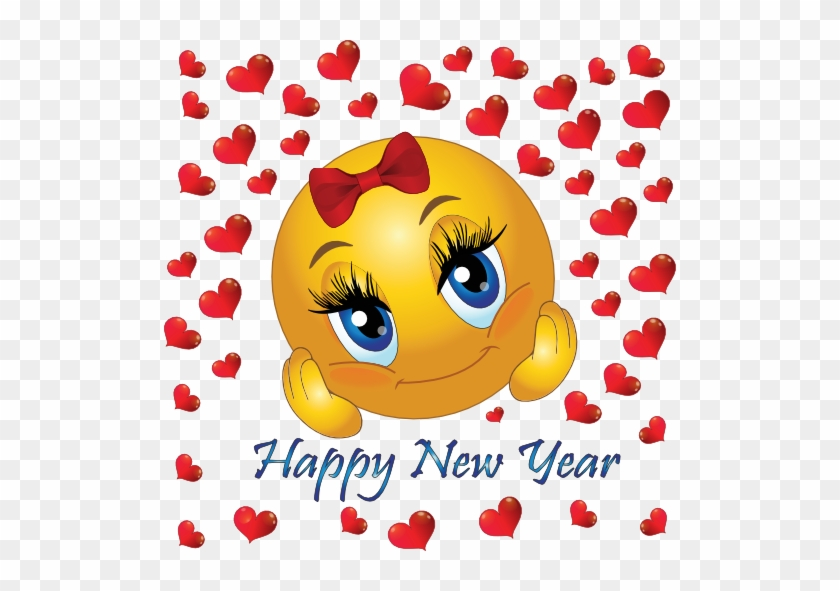 emoticon happy png happy new year emoji 341364
