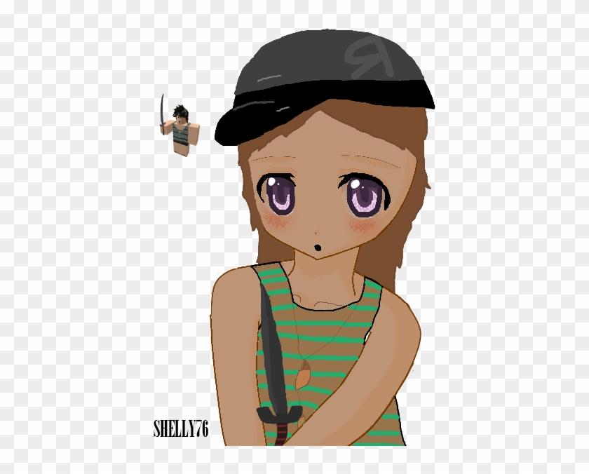Shelly Roblox Skyeskyeroblox On Deviantart Png Roblox Noob Roblox