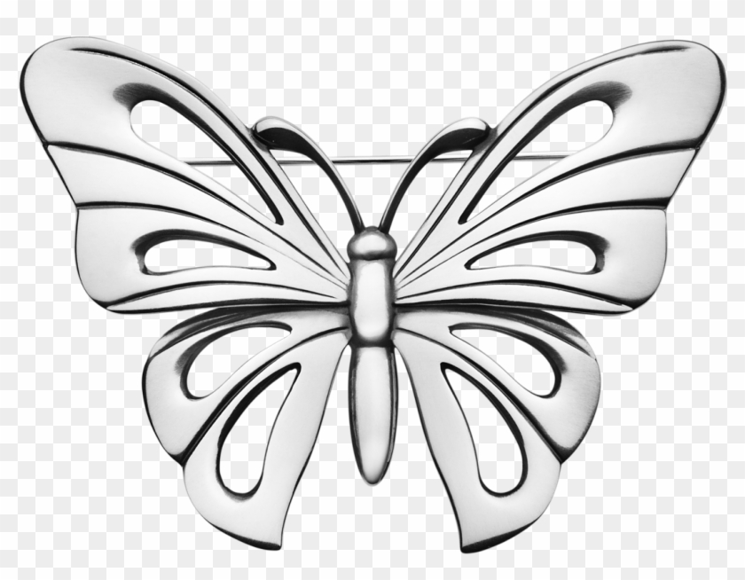 Steel Butterfly Cliparts