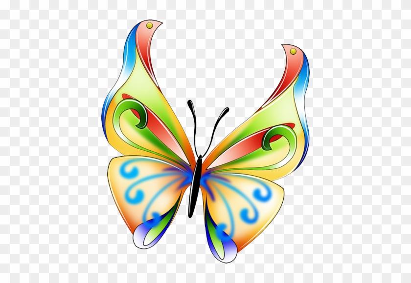 Christine Staniforth ♛༻ - Mariposa Con Fondo Transparente #342716