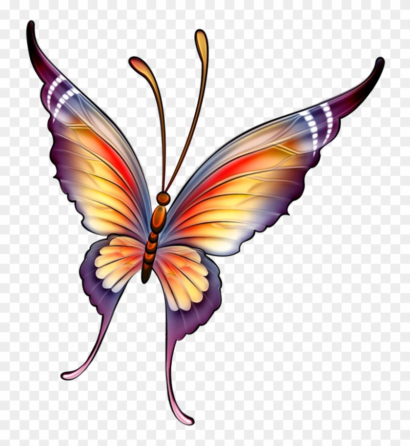 Фото, Автор Ya - Dibujos De Mariposas Para Imprimir #343048