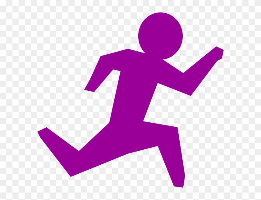 running icon on transparent background clip art at running man