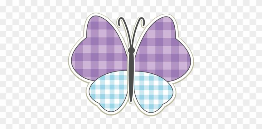 Фото, Автор Ladylony На Яндекс - Polcadot Butterfly Clipart #343417