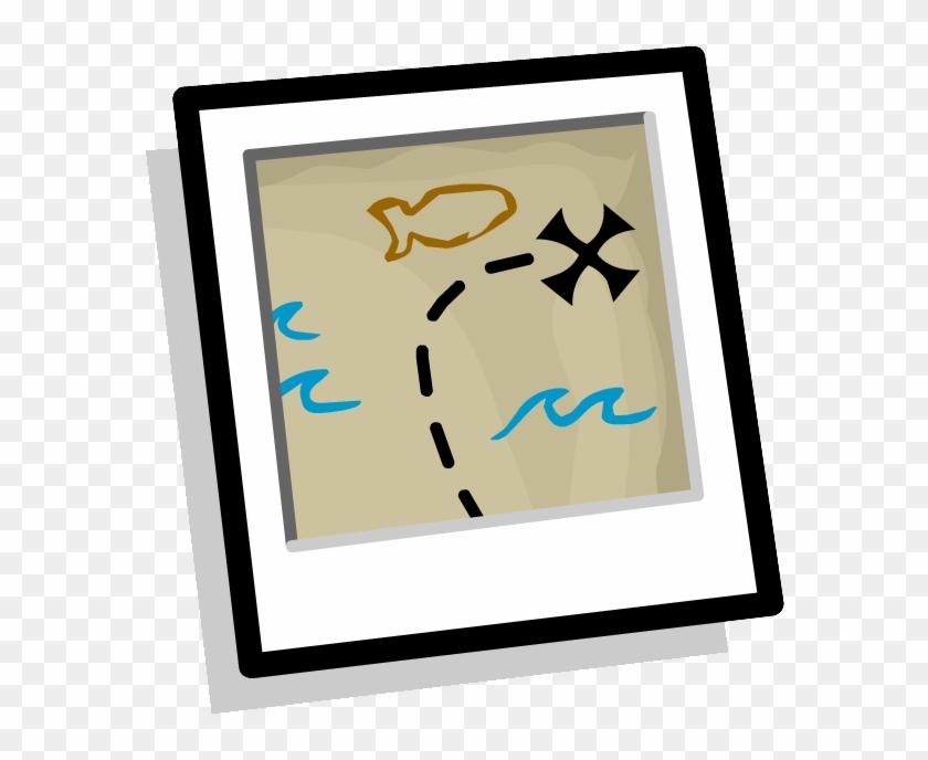 Treasure Map Background Clothing Icon Id - Treasure Map #344440