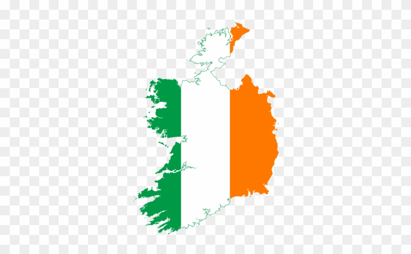 Map Of Ireland Download.Ireland Flag Map Free Transparent Png Clipart Images Download