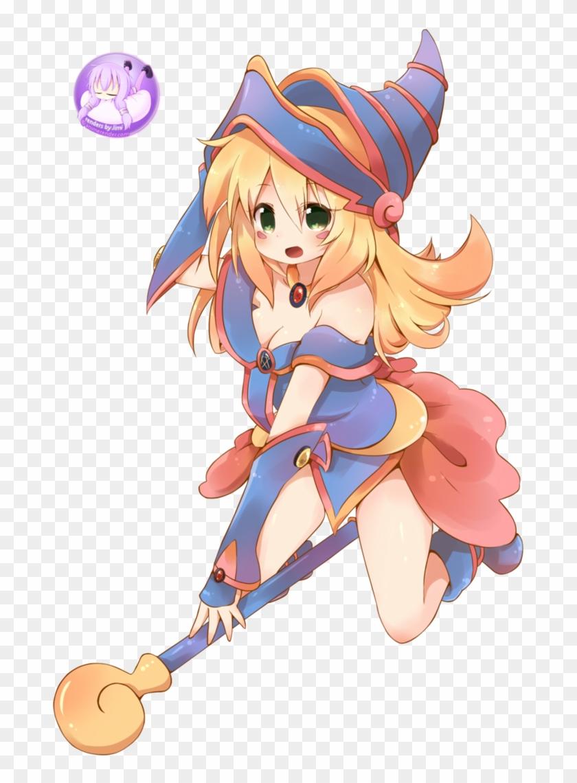 Dark Magician Girl By Jimmyisaac - Dark Magician Girl Cute #345054