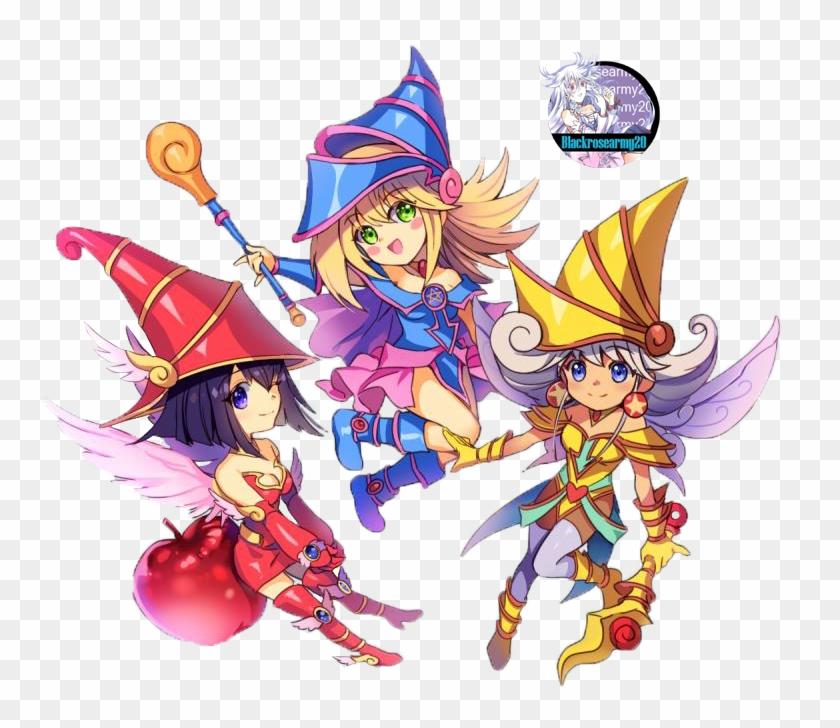 Dark - Magician Girl Lemon Magician Girl Black Magician Girl #345178