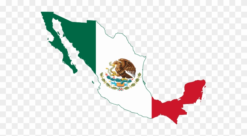 Ladb Highlights Of - Mexican Flag On Mexico #345544