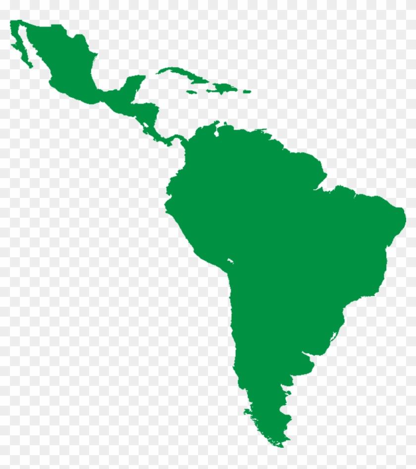 Dakota Dealers In South America - 4 Subregions Of Latin America #345565