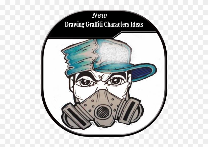 Graffiti Characters Gangster Berwarna Free Transparent Png Clipart