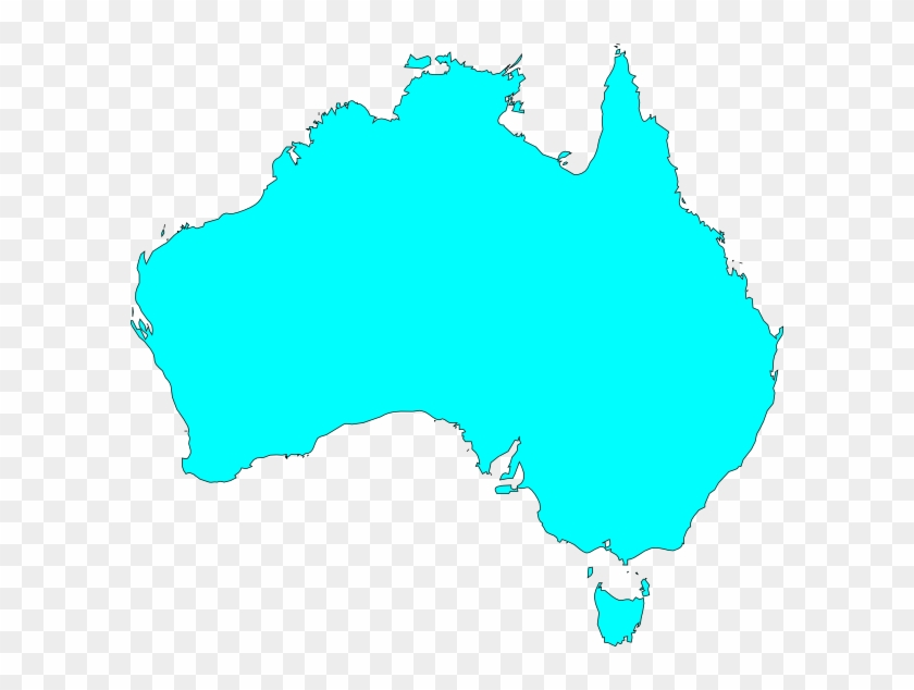 Australia Map Outline Vector.Australia Map Outline Vector Free Transparent Png Clipart Images
