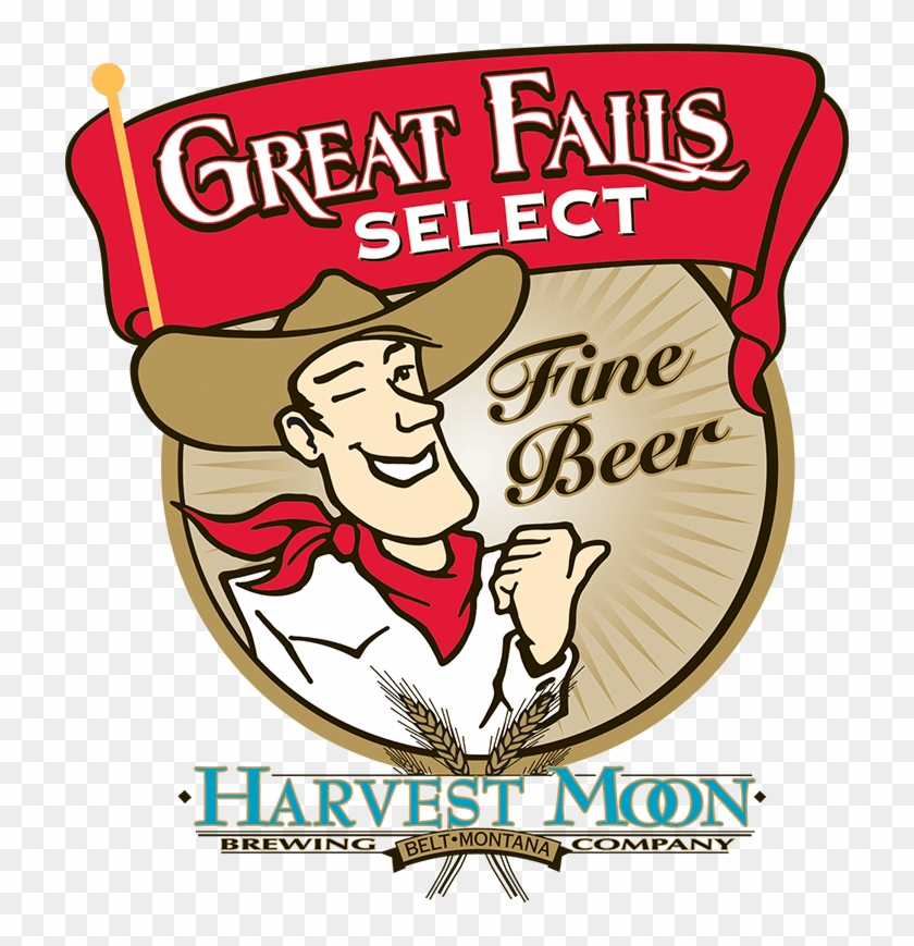 Great Falls Select American Pale Ale - Harvest Moon Brewing Co #345683