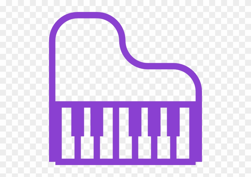 Piano, Musical, Instrument Icon - Musical Instrument - Free