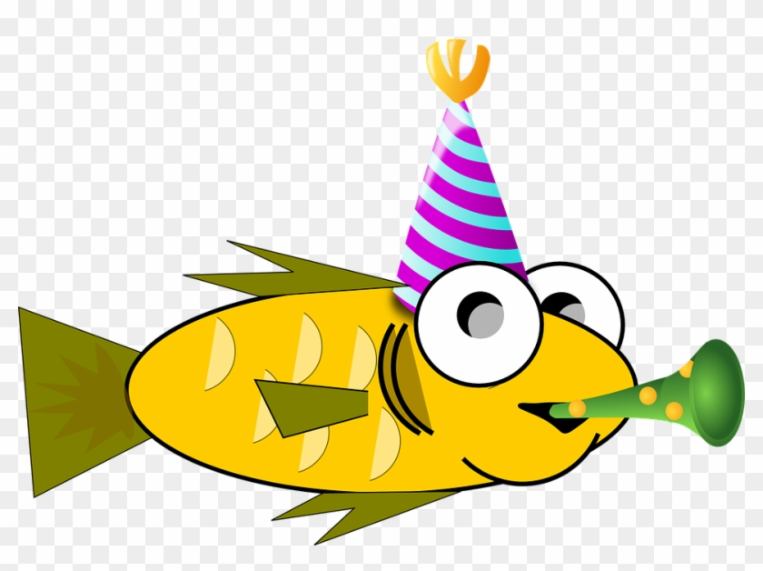Birthday Hat Clipart 9 Poisson D Avril 2018 Free Transparent Png Clipart Images Download