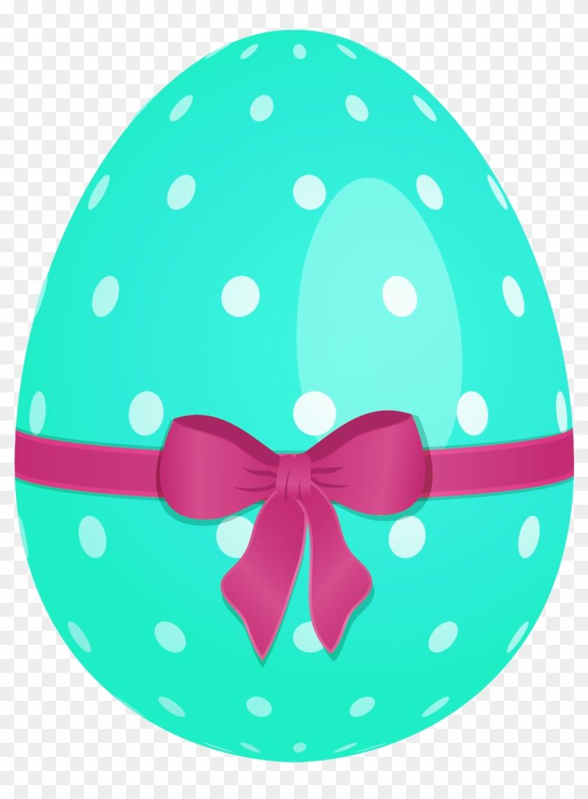 Easter Egg Clip Art Synkee - Easter Egg Clip Art Png #61070