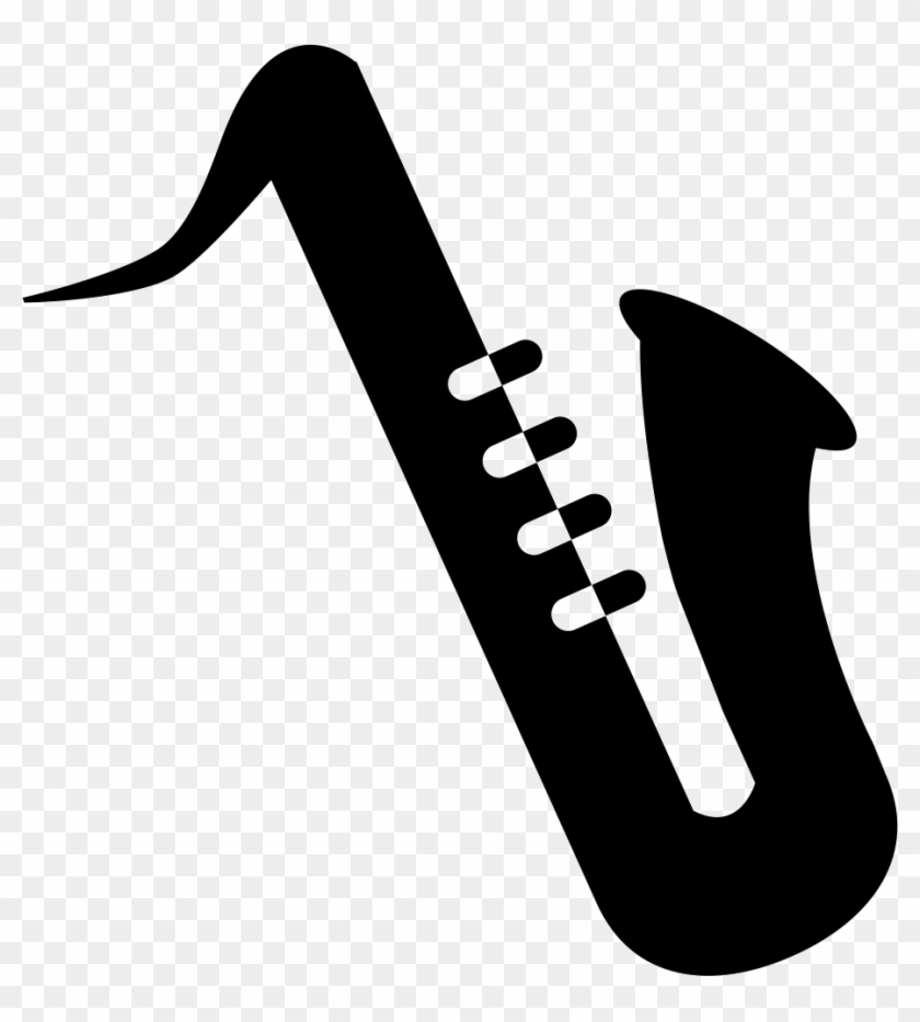 Saxophone Svg Png Icon Free Download - Blues Music Icon Png