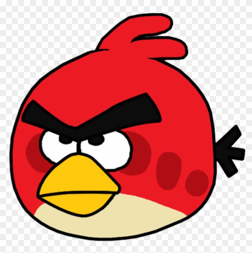 Angry Bird - Angry Bird Angry Face #347908