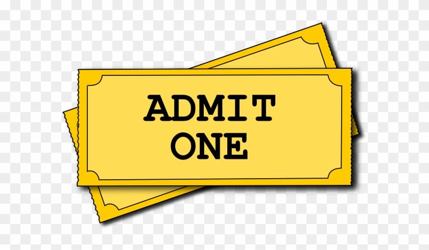 Cinema Ticket Clip Art At Vector Clip Art - Movie Ticket ...