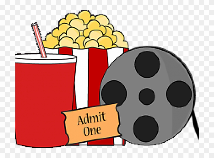 Movies @ The Library - Movie Clipart - Free Transparent ... (840 x 620 Pixel)