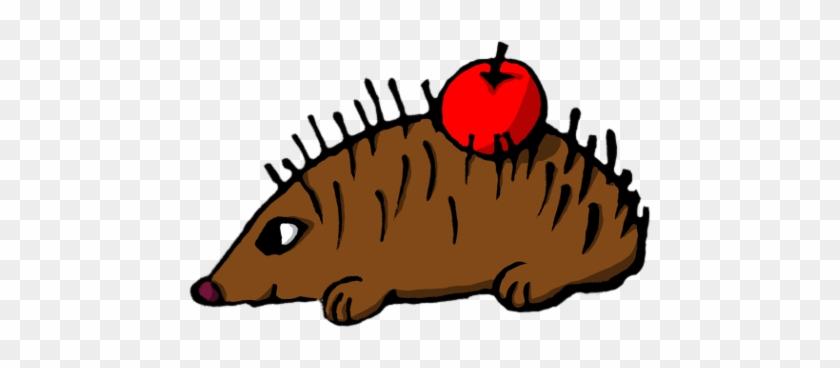 Animals/ Mammals/ Hedgehog - Tux Paint Animals #349157