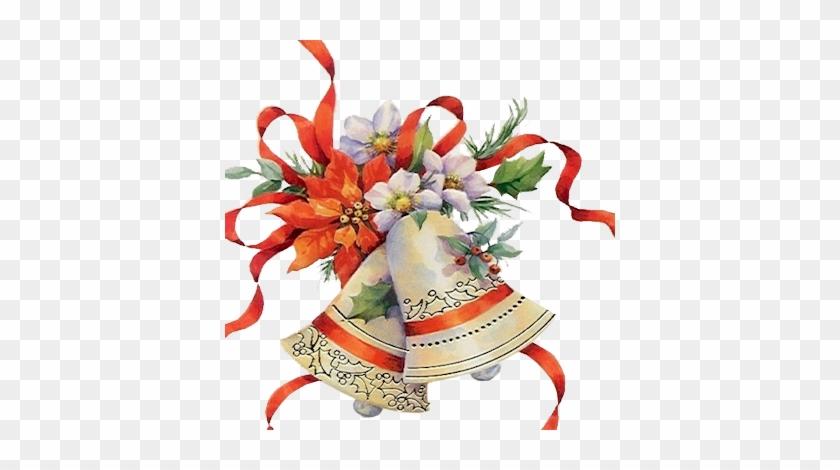 P - E - Pic - Centerblog - Net/ff29c63e - Weihnachten - Vintage Christmas Bells Png #349233