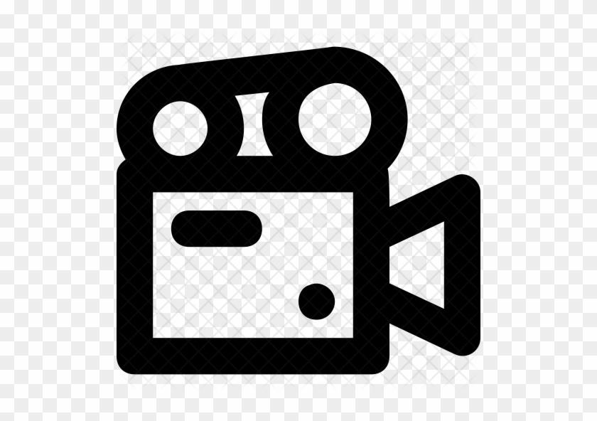 Cinema Icon - Movie Camera #349332