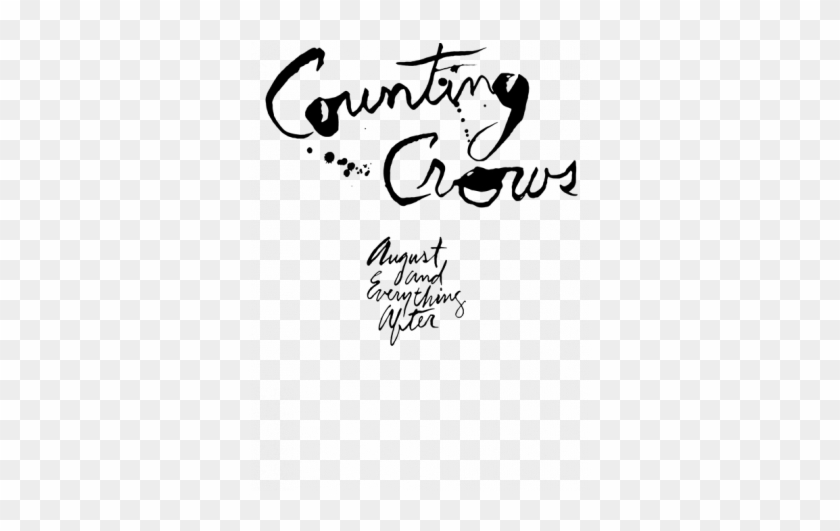 Counting Crows August And Everything After - Counting Crows August And Everything After Album Cover #349532