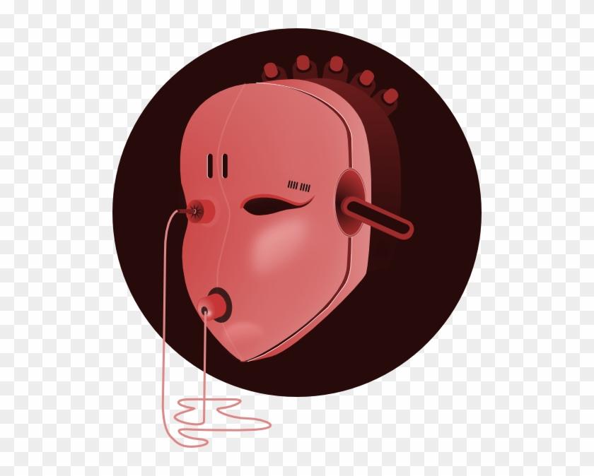 Free Vector Kablam Robot Face Clip Art - Info #349574