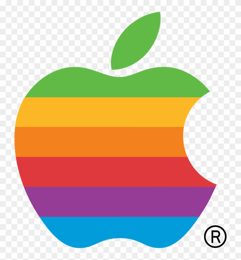 Go Inside Out With The Apple Desktops Old And New - Original Apple Logo Png #349723