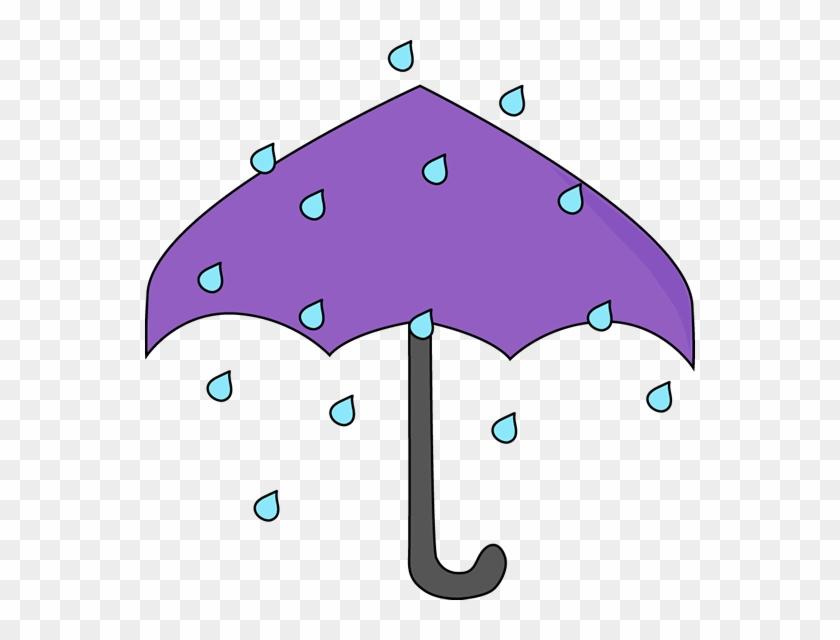 Rain Umbrella - Rain Umbrella Clip Art #349832