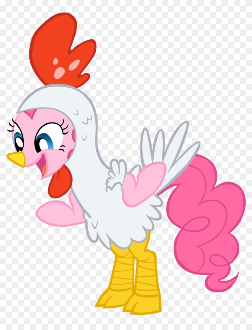 Chicken Pie - Nightmare Night Pinkie Pie #349968