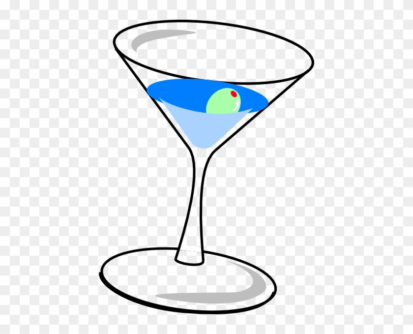 Umbrella Drink Clip Art - Happy Hour Clip Art #350005