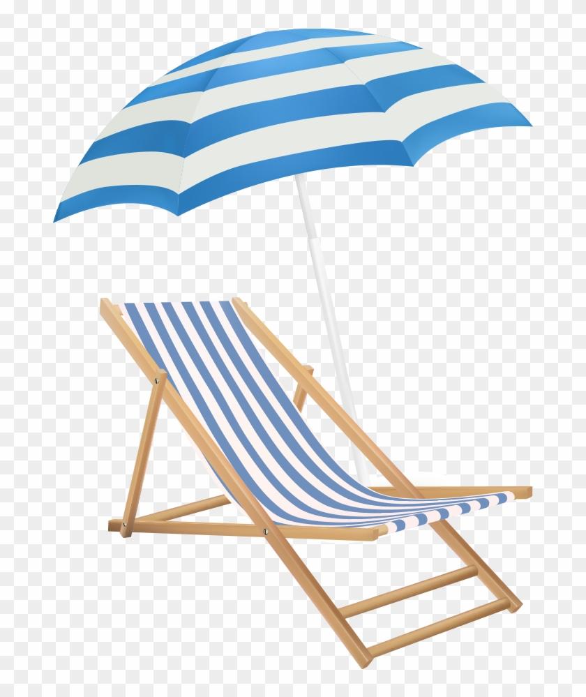 14 Chair Eames Lounge Beach Clip Art Umbrella Transpa Background 350135