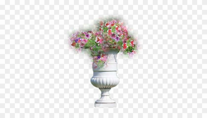 Flower Plants In Pot Png Flower Pot - Flower Pot Png File #350344