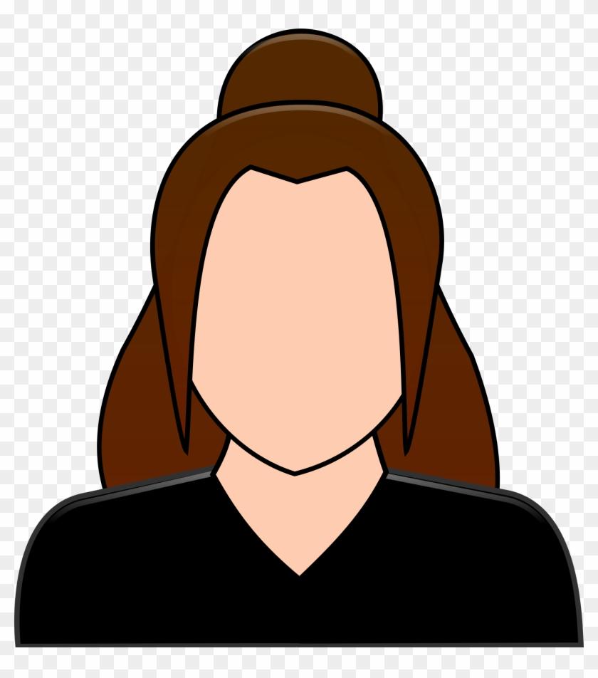 Female User Icon - User Icon Female #350523