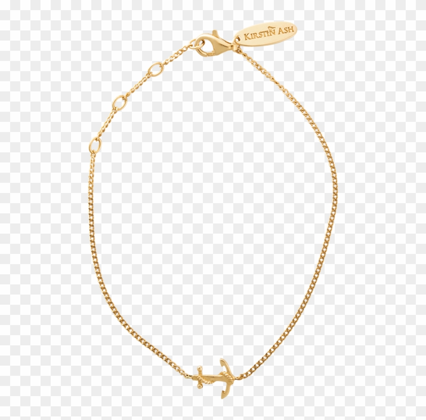 Gold Anchor Bracelet Etsy - Charm Bracelet #351166