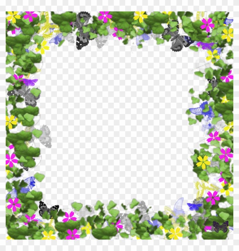 Flowers Borders Png 9, Buy Clip Art - Lml Logos Coaster - Strength And Dignity ( Pk/2) #351314