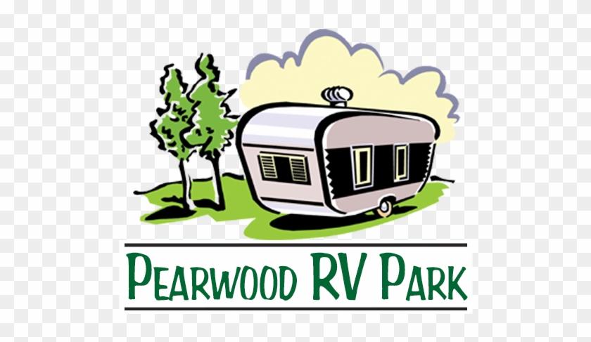 Pearwood Park Logo Pearwood Park Logo Pearwood Park - If The Caravans A Rockin Don T Come A Knockin #351397