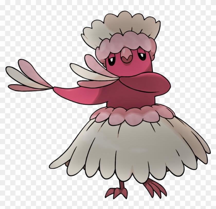 Oricorio Pa U0027u Style Psychic And Flying Type By - Pom Pom Style Pokemon #351904