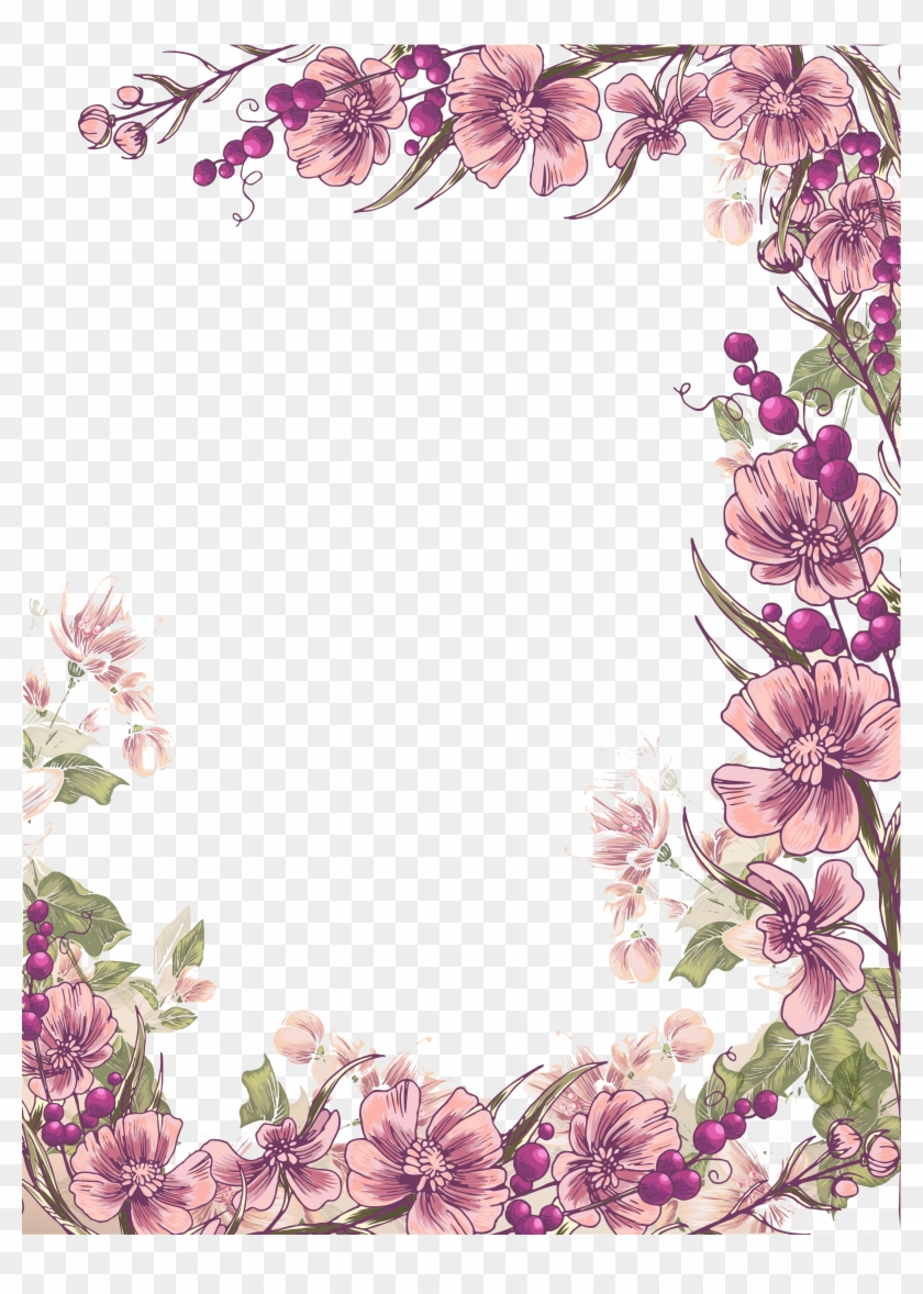 Flower Floral Design Euclidean Vector Illustration ...
