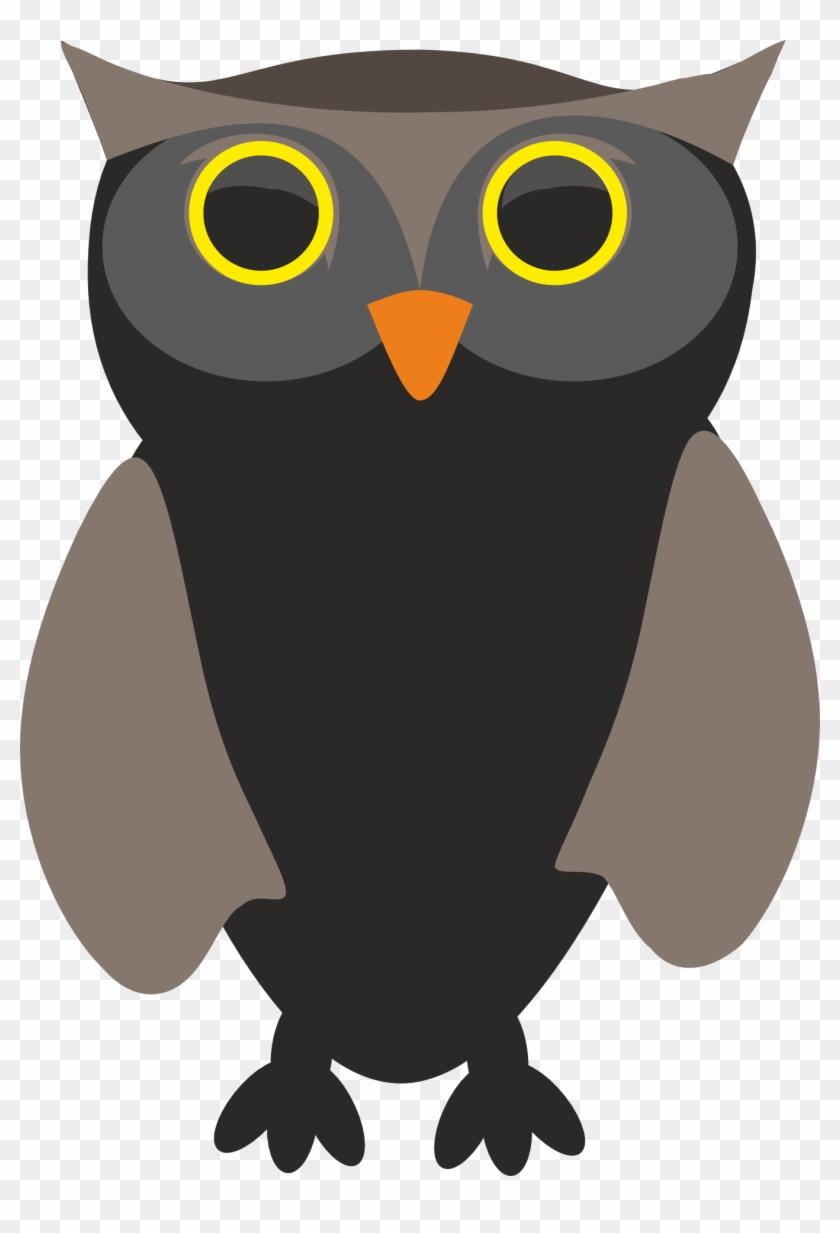 File - Sowa-356553 - Brown Owl - Tote Bags #352347