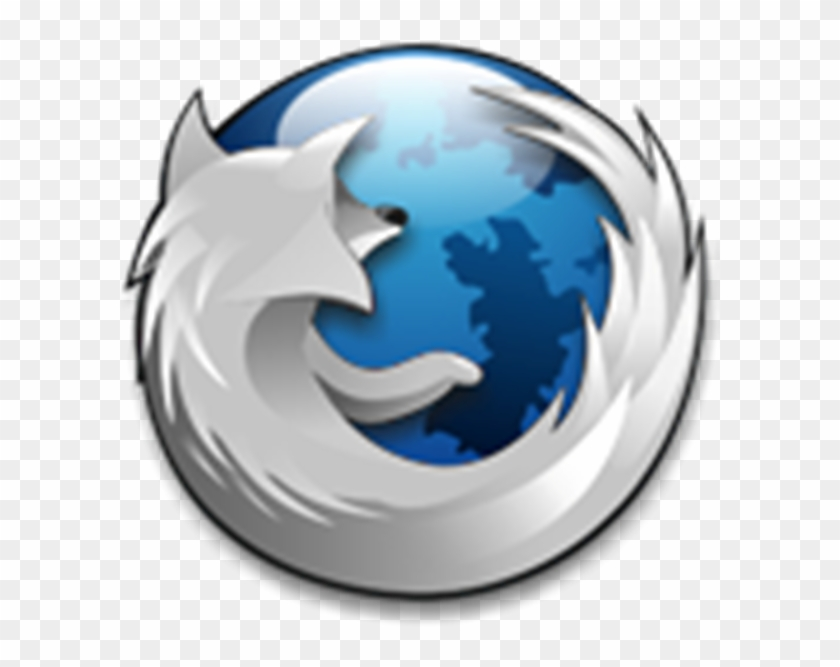 Free Mozilla Thunderbird Icon - Mozilla Firefox Blue Icon #352510