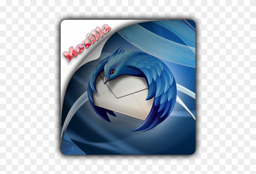 Mozilla Thunderbird Software By Narcizze - Mozilla Thunderbird #352511