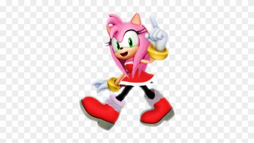 Amy - Amy Rose Long Hair #352518