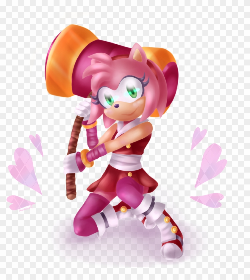 Sonic Boom - Amy Do Sonic Boom #352618