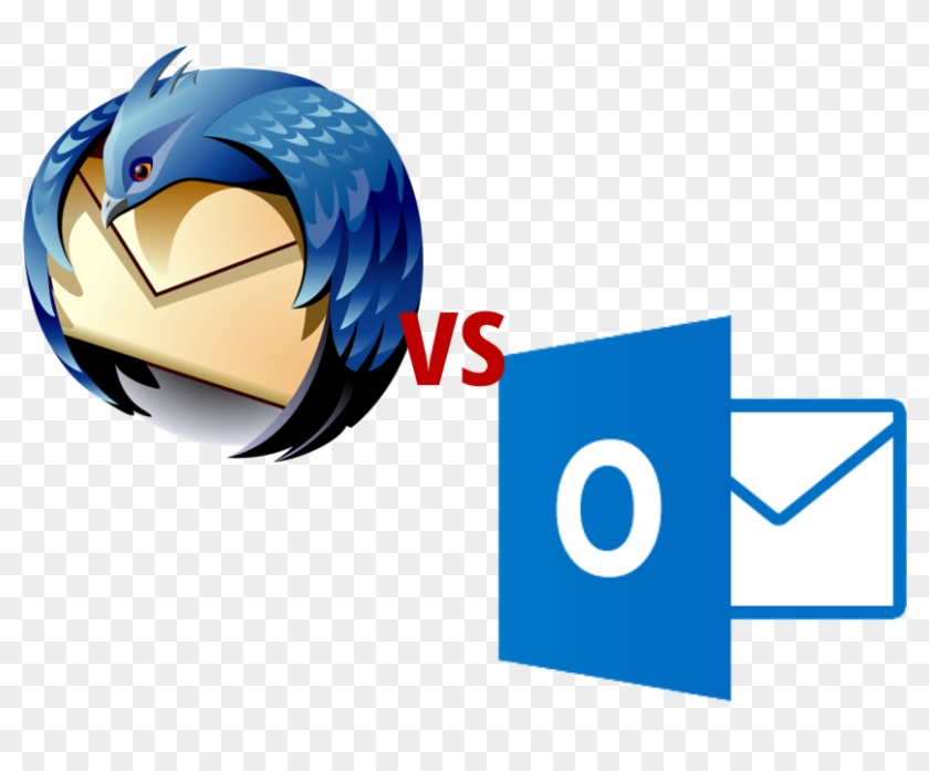 Is Thunderbird Better Than Outlook - Mozilla Thunderbird Vs Outlook #352638