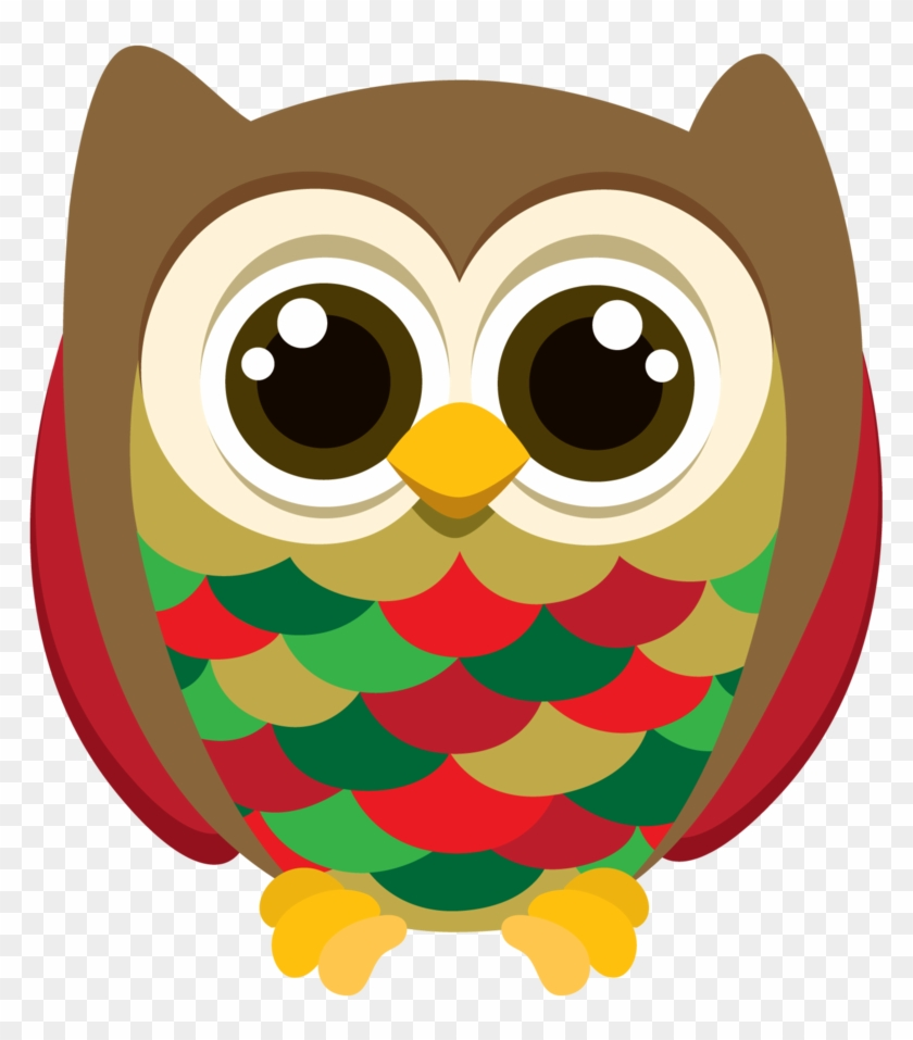Christmas Gift Tags For Kids.Owls For Kids Christmas Clip Art Owl Christmas Gift Tags