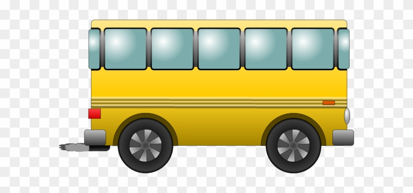 School Bus Animated Png #352756